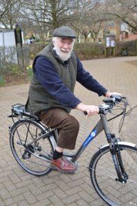 David Cycling