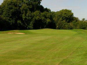 Rye Hill Golf Club near Heath Farm Holiday Cottages