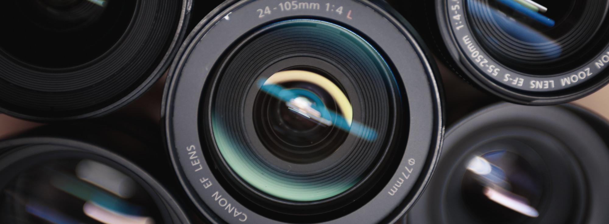 A camera lense