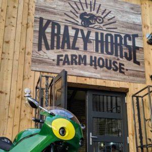 Krazy Horse main door